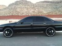 1994 Chevy Caprice/Impala LT1 turbo engine- low miles