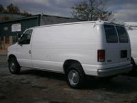 1999 FORD E250 3/4 TON VAN,5.4 TRITON V/8 GAS ENGINE,4