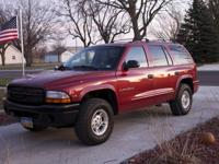 '99 Dodge Durango. $3,900 OBO. 5.9, V8 engine. 4x4.