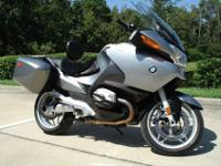 2006 BMW R1200RT with 29k Miles. This bike that is in