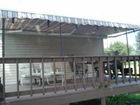 1999 14 x 76 Schult Sensation mobile home, new decks,