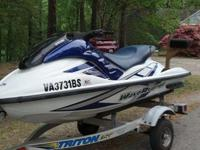 Im selling or trading my 2001 yamaha gp1200r racing