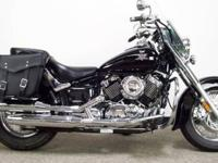 2007 Yamaha V-Star 650 Classic!! Here we have an