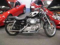 2002 Harley-Davidson XLH Sportster 883 Custom. 10,900