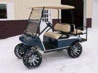 2006 Club Car DS Golf Cart, 48 V Electric, All NEW