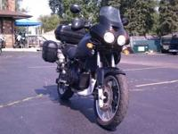 2000 Triumph Tiger 900, great bike, extras include hard