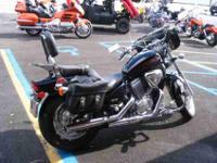 2007 Honda VT600 Shadow $4,999 8,590 Miles Financing is