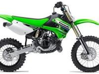 NEW 2012 KAWASAKI KX 85. Making Future Champions. What
