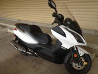 I'm selling this kymco downtown 200i 2012 model, bought