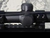 Tasco 3-9x40 World Class Riflescope, with tactical