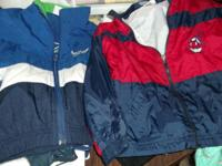 I have 3- Boys Windbreaker Jackets for sale...or Take 1