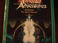 3 Advanced Dungeons and Dragons - Oriental Adventures
