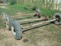 Have the axles for sale take one or take all i am