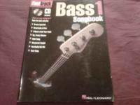 Over 200 songs. The bass 1 and 2 Teach you how to use