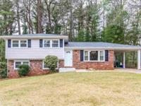 Adorable newly renovated low maintenance brick and