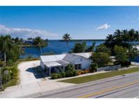 Absolutely Breathtaking Direct Gulf Access Bay view