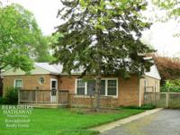Charming 3 bedroom, Brick Ranch. Eat-in kit over looks