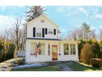 Welcome Home to this Charming 3 bedroom Cape in the