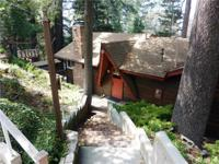 Charming San Moritz chalet is a quiet setting. Located