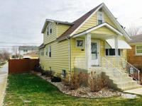 Ideally situated on a corner lot, this home offers a