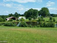 NEW PRICE!! Beautiful rolling countryside. Two ponds.