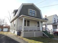 Nice 6 room, 3 bedroom colonial. Large, level backyard.