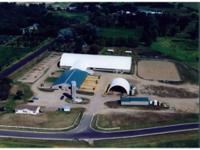 13 acres currently operated as Oasis Equestrian Center;