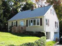 Move right into this Lovely North-End Cape, 3 Bedrooms