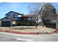 Great tri level with a culdesac and corner lot