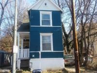 Home Improvement ~ needed as this 3BR, 1bath Victorian