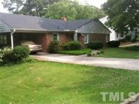 Beautiful ranch style brick veneer home located in the