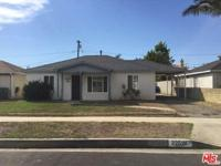 This well maintained 3 bedroom and 1 bath home is