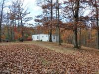 Country getaway. Three-bedroom rancher on a secluded