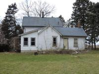 Over 13 acres with 9+ acres tillable, land rental is
