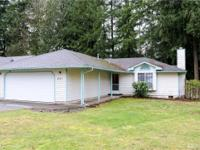 Great Central location in Lacey off College on a very