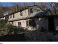 A single home in Reinholds PA. Corner lot property