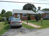 Very well maintained brick home nice rear yard great