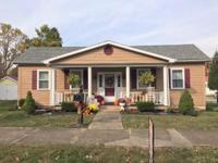 Gorgeous recently decorated home in Augusta, KY. Owner