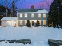 This lovely colonial in Governor Francis Farms has been