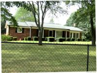 Well maintained Brick Ranch with 3 bedrooms 1 bath,