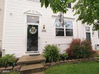 Updated townhome ready for you to call home! Updates