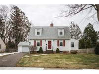 Meticulously maintained and updated North End colonial