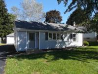 Great 3 Bedroom Ranch Home. Fenced Backyard, Oversized