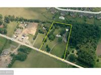 3.61 ac lot. 4 buildings on site: 1,716sf rambler,