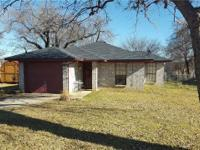 Charming move in ready 3 bedroom 1 bath on .51 acre