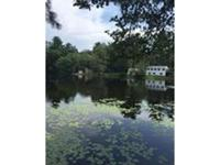 Waterfront Living with beautiful view of Taft Pond.