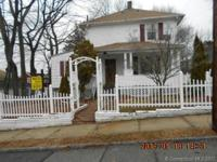 7 room, 3 bedroom, 1 1/2 bath colonial with access to