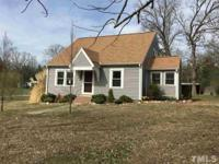 Lovely Cape Cod home on a large corner lot in Southern