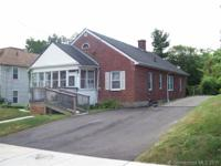 One level Ranch with front porch. Maintenance free