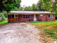 Great affordable property! A one level ranch home with
